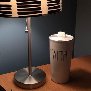 Other - Rae Dunn FAITH travel mug coffee cup